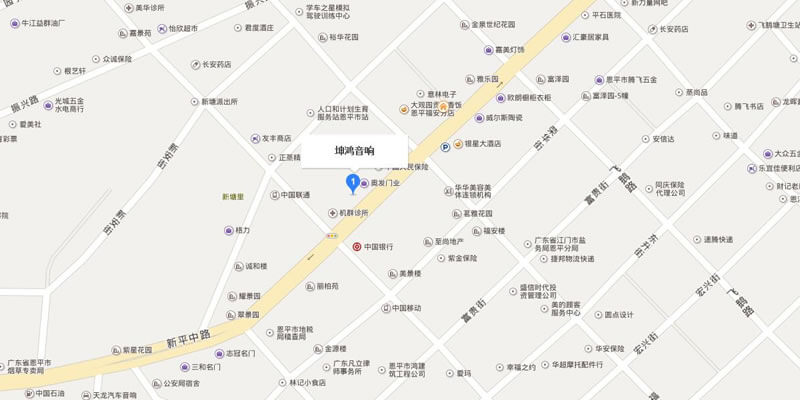 Kunhong Audio MAP