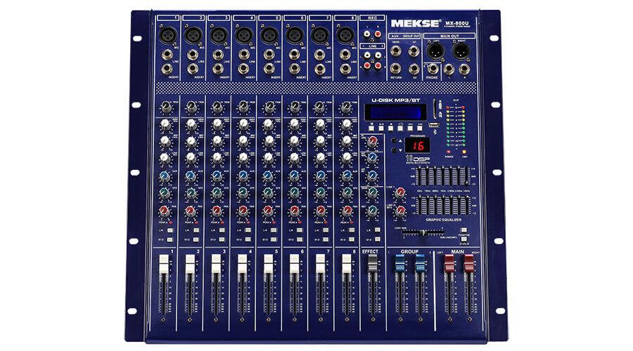 MX-800U
